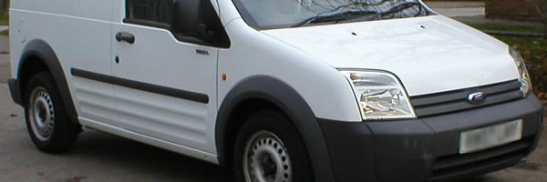 Sell Your Ford Transit Connect