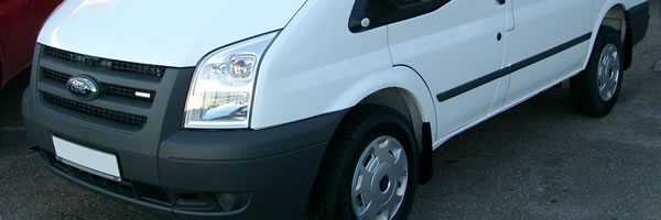 Sell Your Ford Transit