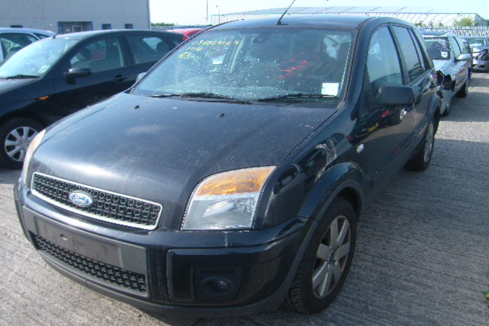 breaking 2008 ford fusion 1 4 tdci full car for parts ford bits. Black Bedroom Furniture Sets. Home Design Ideas