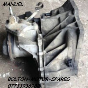 2005-FORD-FIESTA-14-TDCI-5-SPEED-MANUEL-GEARBOX-USED-UNDAMAGED-85000-MILES-271365361925