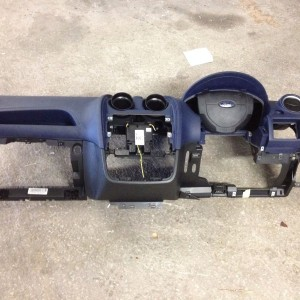 2006-2008-FORD-FIESTA-AIRBAG-SET-BLUE-DASH-USED-UNDAMAGED-COMPLETE-SET-281406582037