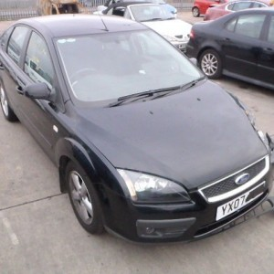 2007-FORD-FOCUS-18-PETROL-BREAKING-COMPLETE-CAR-FOR-SPARES-34000-MILES-301365144970