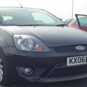 BREAKING-FORD-SPARES-ONLY-2006-FIESTA-ST-150-IN-PANTHER-BLACK-COMPLETE-CAR-PARTS-281483549900