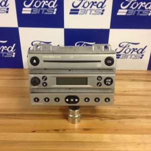 FORD-4500-CD-PLAYER-USED-ITEM-WORKING-WITH-CODE-281484238036