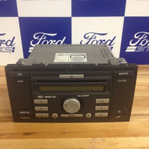 FORD-6000-CD-PLAYER-USED-ITEM-WORKING-WITH-CODE-271653947349