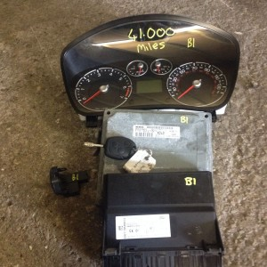FORD-FIESTA-14-ZETEC-PETROL-ECU-SET-COMPLETE-COVERED-42000-MILES-FREEPOSTAGE-281347832308