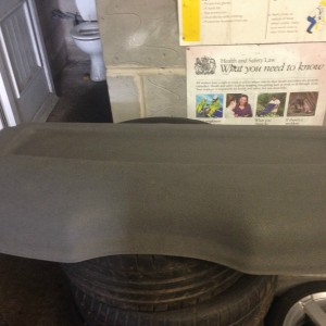 FORD-FIESTA-MK-67-FORD-FIESTA-GREY-REAR-PARCEL-SHELF-USED-OFF-5-DOOR-MODEL-271576369194